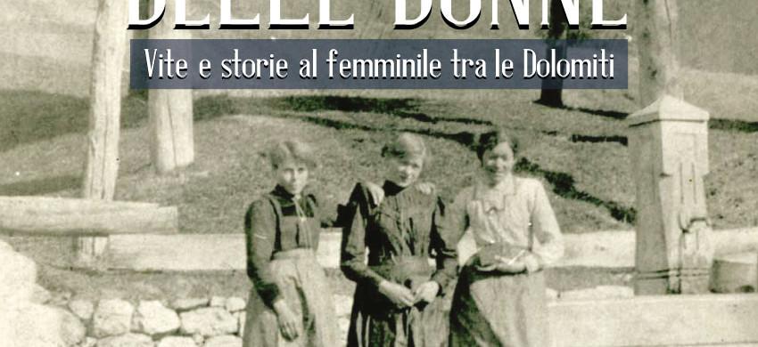 Poster-mostra Sulle spalle delle Donne