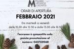 Orari Inverno 2021 x GOOGLE